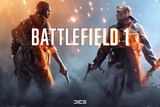 Battlefield 1- Squad Plakat