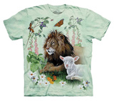 Youth: Verdayle Forget- Lion & Lamb T-Shirts
