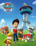Paw Patrol- Team Prints