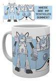 Rick & Morty - Snowball Mug Becher