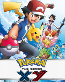 Pokemon- XY Poster