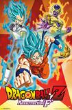 Dragon Ball Z: Resurrection F- Power Trio Posters