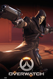 Overwatch- Reaper Julisteet