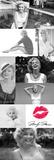 Marilyn Monroe- Tiled Plakater