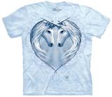 Anne Stokes- Unicorn Heart Shirts