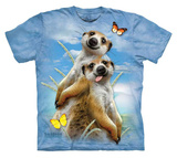 Youth: Howard Robinson- Meerkat Selfie T-Shirt