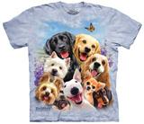 Howard Robinson- Dog Selfie Tshirt
