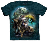 Tami Alba- Wolf Lookout T-Shirts