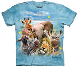 Howard Robinson- African Selfie T-Shirts