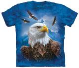 D. Neshev- Guardian Eagle T-Shirts