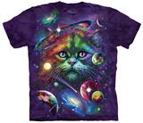 Tami Alba- Cosmic Cat T-skjorte