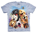 Youth: Howard Robinson- Dog Selfie T-Shirts