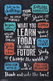 What You Learn Can Change the Future Print
