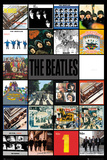 The Beatles- Albums Julisteet