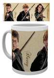 Harry Potter - Wands Tazza
