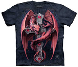 Anne Stokes- Gothic Guardian T-Shirt