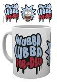 Rick & Morty - Wubba Lubbs Dub Dub Mug Muki
