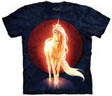 Viimeinen yksisarvinen Last Unicorn T-paidat