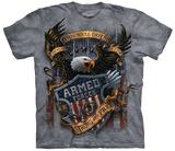 Ryan Lean- Armed Forces T-skjorte