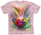 Carol Cavalaris- Healing Rose T-shirts