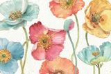 Spring Softies I Poster af Lisa Audit