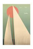 Sails III Prints by Ryan Fowler