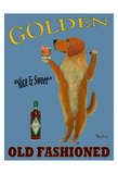 Golden Old Fashioned 限定版アートプリント : ケン・ベイリー