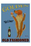 Golden Old Fashioned Rajoitettu erä tekijänä Ken Bailey