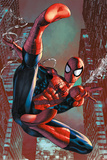Spider-Man- Web Sling Affiches