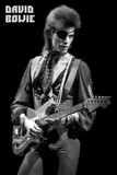 David Bowie- Ziggy Live Poster