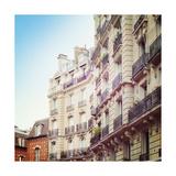 Paris Moments III Pôsteres por Laura Marshall