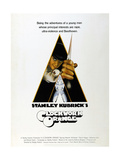 A Clockwork Orange, 1971 Giclée-Druck