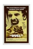 Duel, 1971 Giclée-tryk