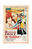 Be Yourself!, 1930 Giclee Print