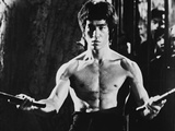 Bruce Lee, Enter the Dragon, 1973 Fotoprint