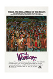 The Warriors, 1979 Gicléedruk