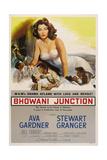Bhowani Junction, 1956 Impressão giclée