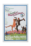 Barefoot in the Park, 1967 Giclee Print
