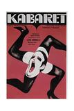 Cabaret, 1972 Giclée-Druck