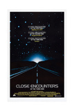 Close Encounters of the Third Kind, 1977 Giclee Print