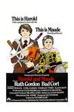 Harold and Maude, 1971 Giclee Print