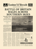 Battle Of Britain Reproduction procédé giclée par  The Vintage Collection