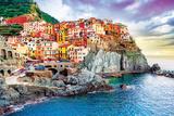 Italy Cinque Terre Manarola Posters