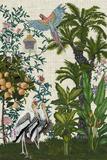 Paradis Chinoiserie II Posters by Naomi McCavitt