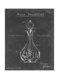 Barware Blueprint VIII Prints by Ethan Harper