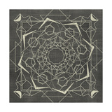 Geometric Tile VI Plakater af Chariklia Zarris