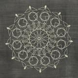 Geometric Tile III 高品質プリント : キャリクリア・ザリス