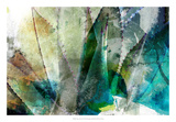 Agave Abstract II Giclee-trykk av Sisa Jasper