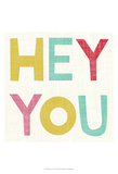 Hi You II Posters par Chariklia Zarris