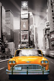 New York Yellow Cab Poster